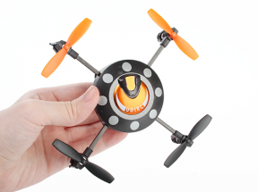 (via This $49 Quadcopter Flips, Dips, And Floats | TechCrunch)