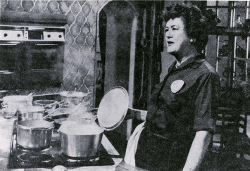 "Happy 100th Birthday, Julia Child! Julia has been an influential woman for decades now, and not just in the culinary world. She was strong-minded but never took herself too seriously, and her French cooking techniques were perfectly classic. We hope that Julia Child can inspire you as much as she has inspired us. She once said, ""You never want to go out with a whimper,"" and we are happy to know she listened to her own advice.  —Lauren Katz, Online Intern Want more? Check out our 6 fun facts about Julia & Rachael here!"