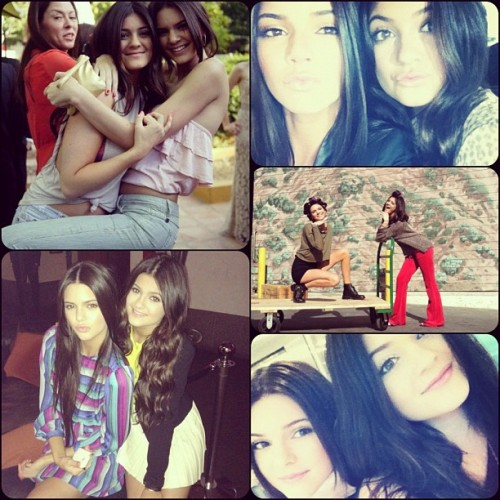 "jenner-news:  Kendall: ""HAPPY BIRTHDAY @kylieejennerr !!! love you dodo much! you make me crazy sometimes but don't know what I would do without you. youre my BFF! have a great day crazy girl. ps…happy 12th youngin"""
