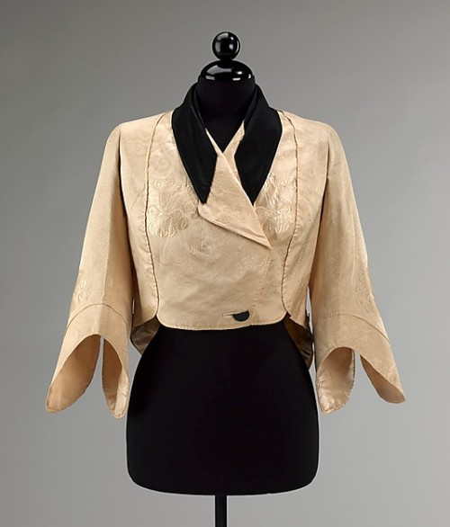 omgthatdress:  Jacket Callot Soeurs, 1911-1914 The Metropolitan Museum of Art