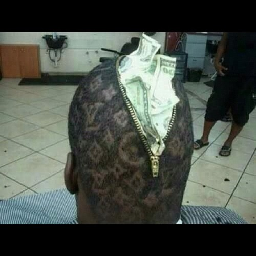 #WTF #money out the head? #lmfao (Taken with Instagram)