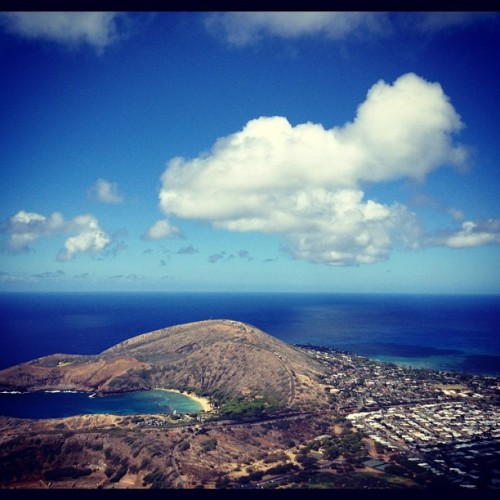 Oh hey Hawaii. #kunu2012  (Taken with Instagram)