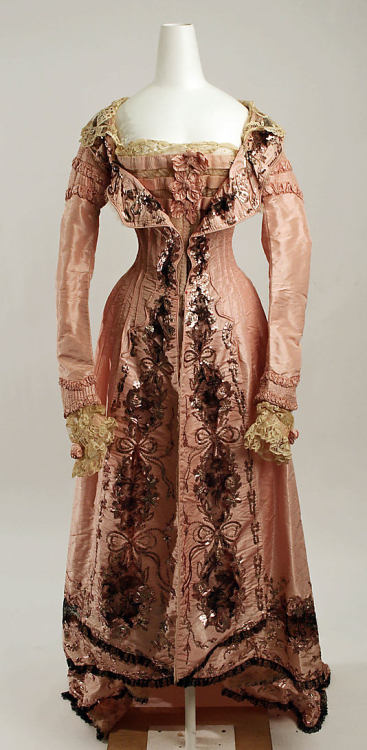 Negligee Callot Soeurs, 1898-1902 The Metropolitan Museum of Art