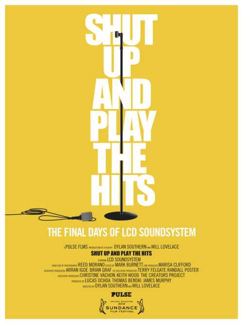 LCD Soundsystem Documentary Film Gets DVD/Blu Ray Release Date