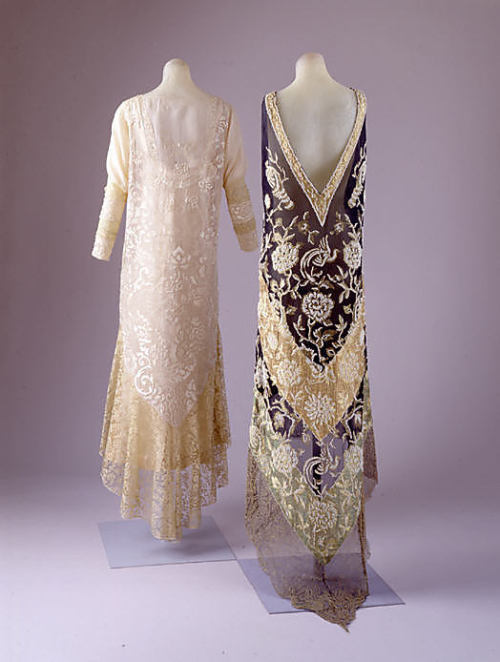 Ensemble Callot Soeurs, 1920s The Metropolitan Museum of Art
