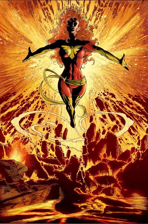Phoenix by Mike Deodato Jr. / Rainer Petter Ribeiro
