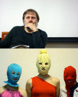(via Dangerous Minds | The True Blasphemy: Slavoj Žižek on Pussy Riot)