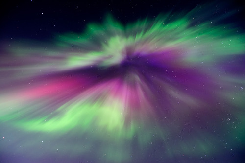 cornersoftheworld:  Hyperspace (by Ben H.)