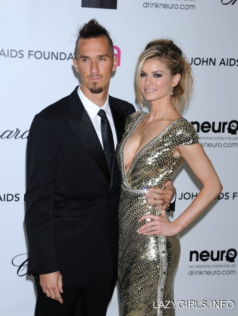 Marisa Miller Annual Elton John Aids Foundation Academy Awards Viewing Party February 1mb via lazygirls.info