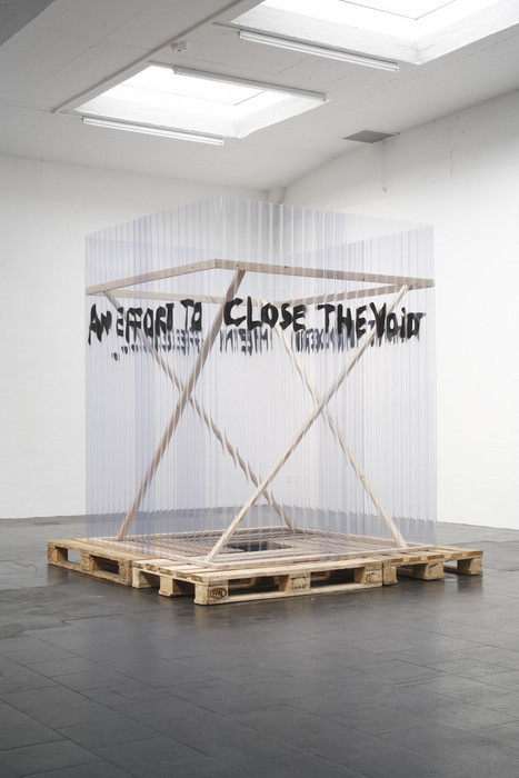Marc Bijl / An Effort To Close The Void That Modern Men Feel (2009)
