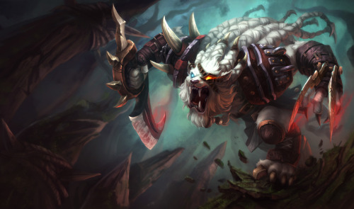 dape:  New League of Legends Champion - Rengar