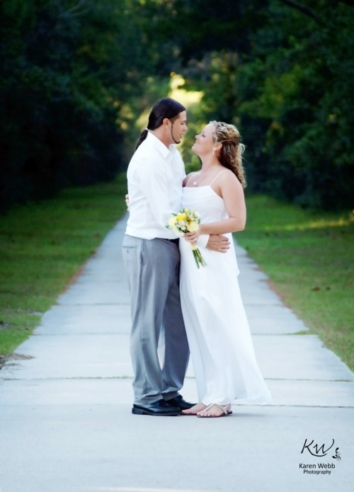Wedding at Atalaya Castle in Murrells Inlet, South Carolina