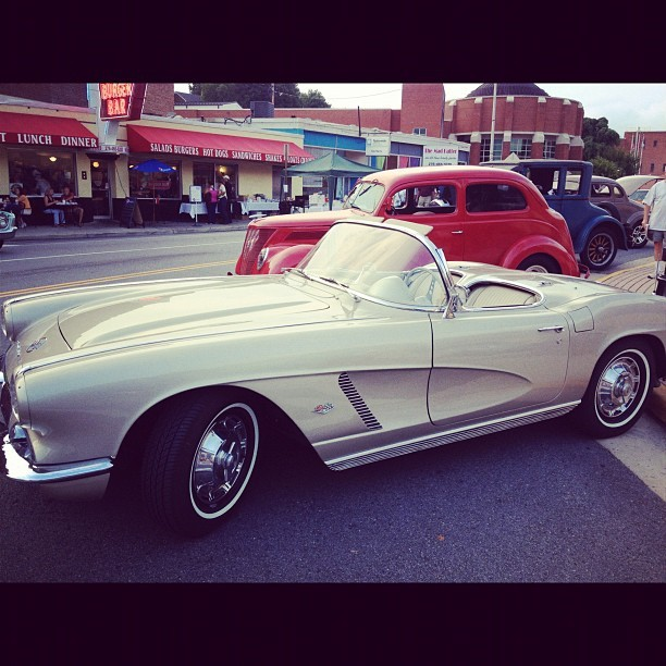 Sweet Corvette (Taken with Instagram)