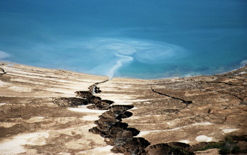 landyscape:  Dead Sea (by Dima Novo)