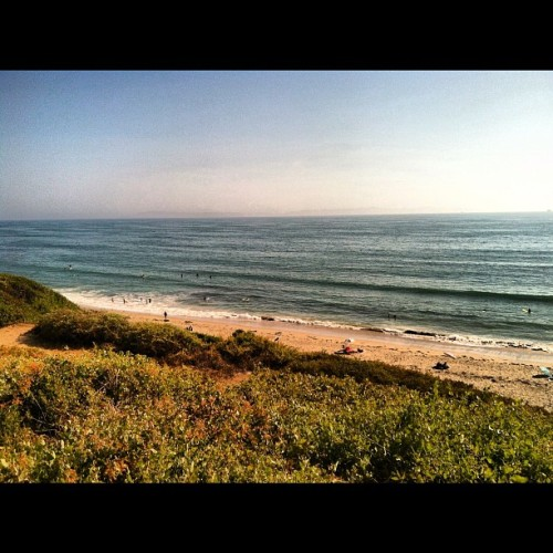 Surf time. @ahamm87 #beach #surf (Taken with Instagram at rincon)
