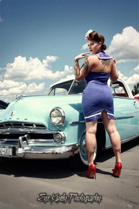 hotrodgirls:  Eye Kandy Photography
