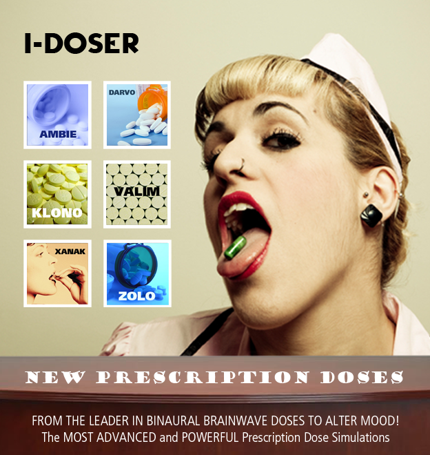 "timeframe-tv:  i-Doser: Binaural Brainwave Simulated Experiences  I-DOSER IS THE GLOBAL LEADER IN BINAURAL BRAINWAVE DIGITAL AUDIO. OUR CDS AND MP3S HAVE BEEN IN USE FOR OVER A DECADE TO HELP USERS ACHIEVE A SIMULATED MOOD OR EXPERIENCE THROUGH THE USE OF ADVANCED BINAURAL AUDIO SEQUENCES. WE OFFER INSTANT DIRECT-DOWNLOAD MP3S AND DIRECT-ORDER (MAILED) COMPACT DISCS OF OUR MOST POPULAR SIMULATIONS BACKED WITH BEAUTIFUL AMBIENT SOUNDSCAPES.  Check out their website for downloads, or just download the App! Read more about i-Doser in this article by the Sun:  http://www.thesun.co.uk/sol/homepage/news/3062107/Getting-high-on-MP3-downloads.html  Testing i-Doser  ""We tested the audio dose ""Hand of God' by i-Doser. We went into this with a skeptics mind, but still found some interesting results. After the test (30 min dose) we ended with a follow up interview with John (the tester). "" Watch the video to see what experiences we had with i-Doser's ""Hand of God"".   5 minutes on 'Hand of God'.  Watch the video to see what experiences we had with i-Doser's ""Hand of God"".   A reaction to I-Doser Crystal Meth."