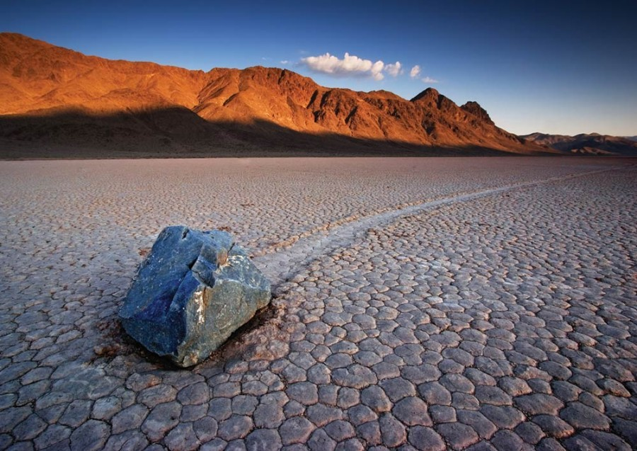 Roadtrip Dream Destination: Racetrack Playa, Death Valley Ca.