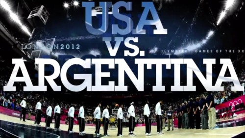 August 10, 2012 - 2012 London Olympics - USA vs. Argentina - Team Highlights Part 1 - http://www.sendspace.com/file/j2k80wPart 2 - http://www.sendspace.com/file/xcsoff