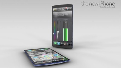 Another iPhone 5 Concept Design