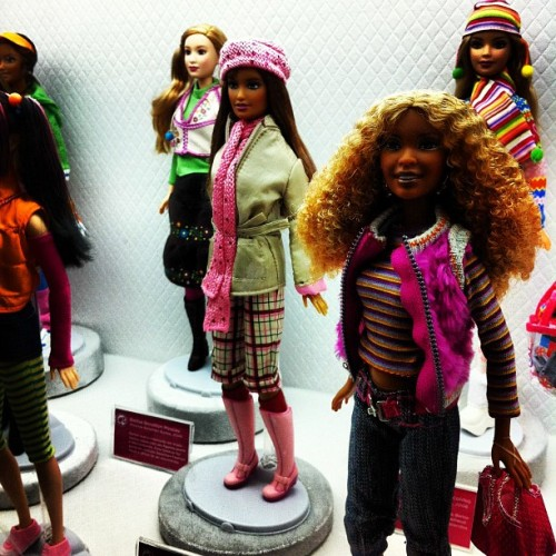 #barbie #exposition (Publicado com o Instagram)