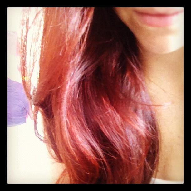 More red she said. cc @kristin_ess  (Taken with Instagram)