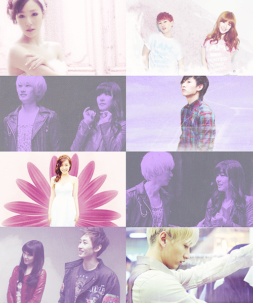 Color meme: HyukFany, purple. Requested by: hyukups