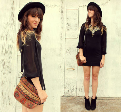 lookbookdotnu:  Witchy Woman  (by Tonya S.)