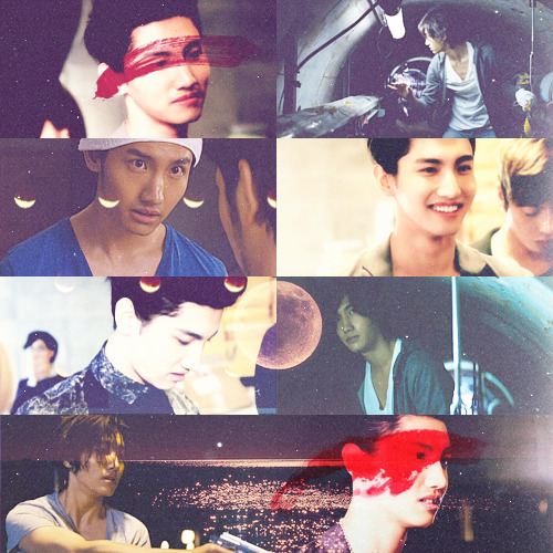 "Favorite People; Shim Changmin ""if i do not exist, there is no world."""