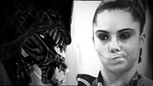Alien vs. McKayla