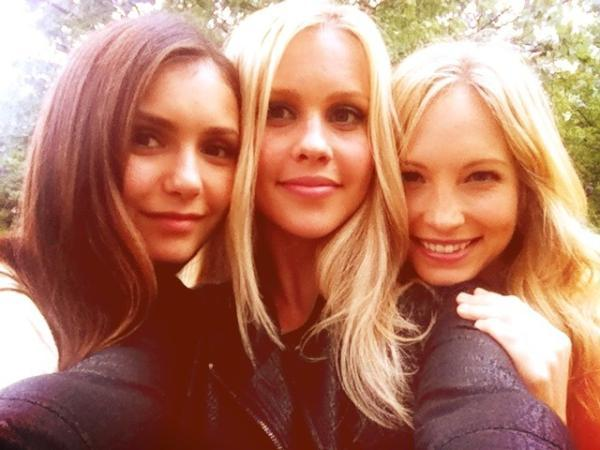 Can't wait until The Vampire Diaries season 4!!