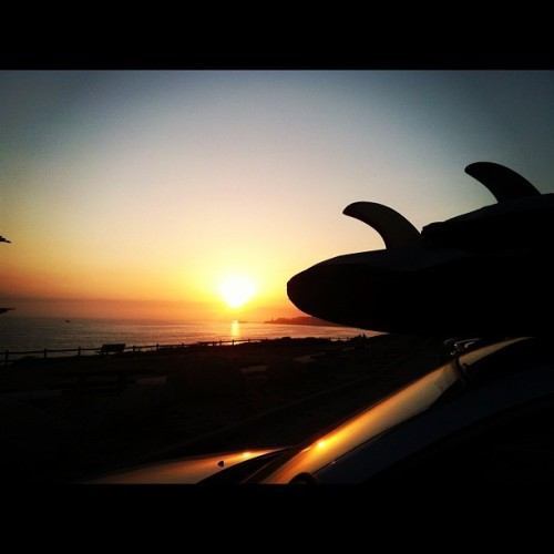 Best day of surfing so far with @ahamm87  (Taken with Instagram at Rincon )
