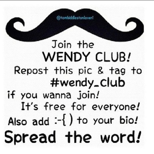 #wendy_club (Taken with Instagram)