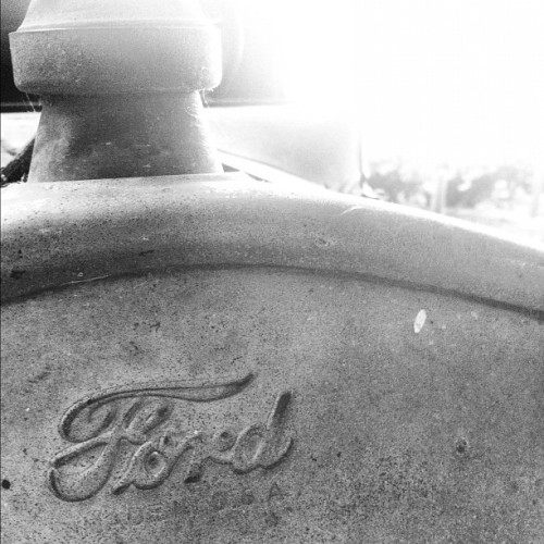 Ford. #ford #tough  (Taken with Instagram at Bogel Winery)