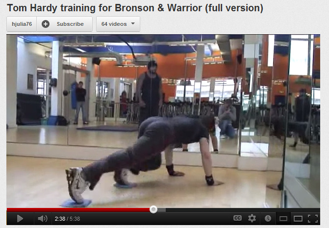 yes indeed I am watching this to learn proper workout technique