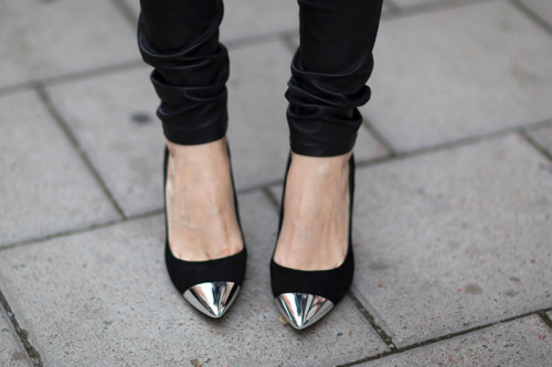 nicole-page:  I need some silver toe capped shoes in my wardrobe.