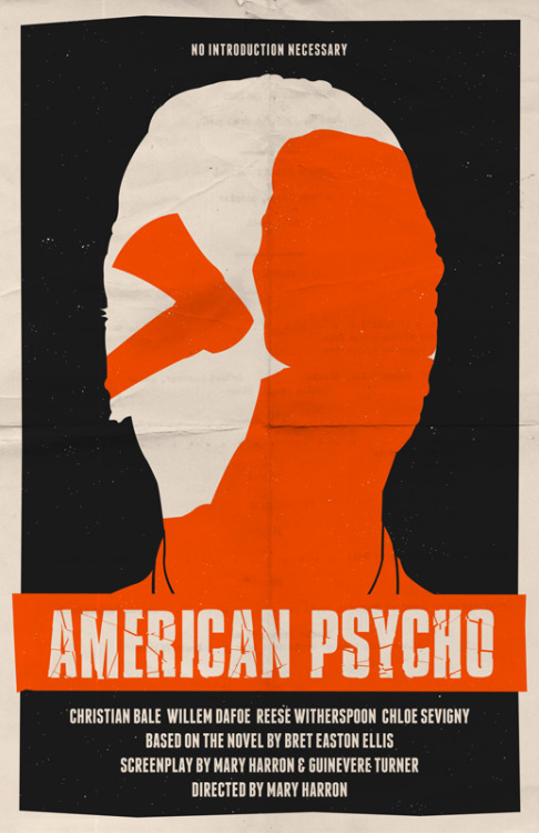 American Psycho by William Henry