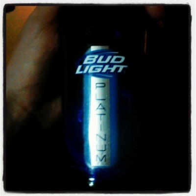 Love this stuff #beer #budplatinum #chillen #omaha  (Taken with Instagram)
