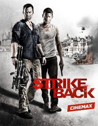 "I am watching Strike Back                   ""loving this show…..on to episode 3""                                            58 others are also watching                       Strike Back on GetGlue.com"