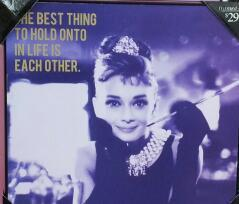 Love Audrey and Breakfast at Tiffany's