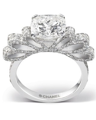 My engagement ring💗💜