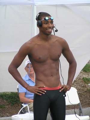 Cullen Jones Team USA Swimming