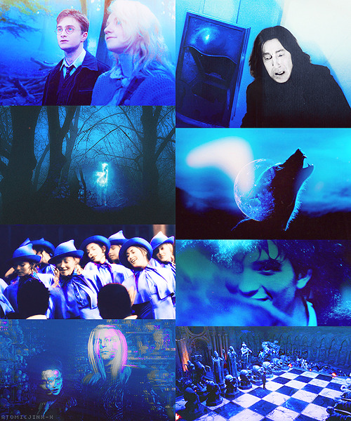 HP MEME   THREE COLORS              [2/3] Blue