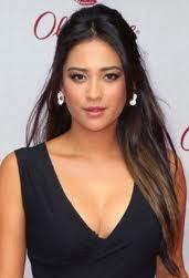 Shay Mitchell-Filipino, Irish and Scottish