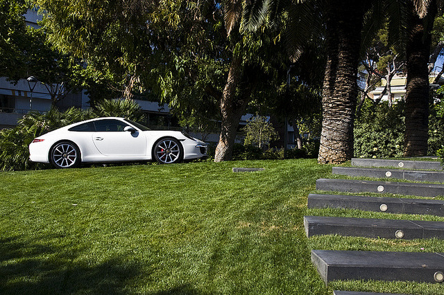 Porsche Carrera S by Pere Nubiola on Flickr.