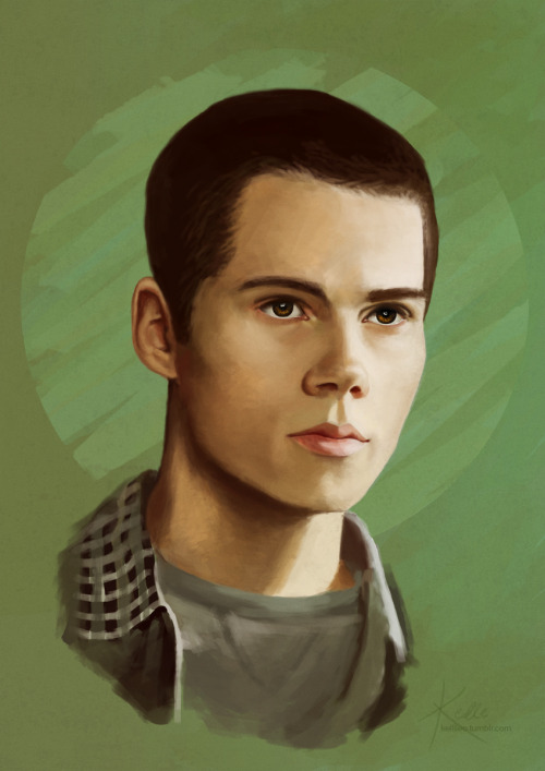 Stiles. Because I don't know how to deal with this show.