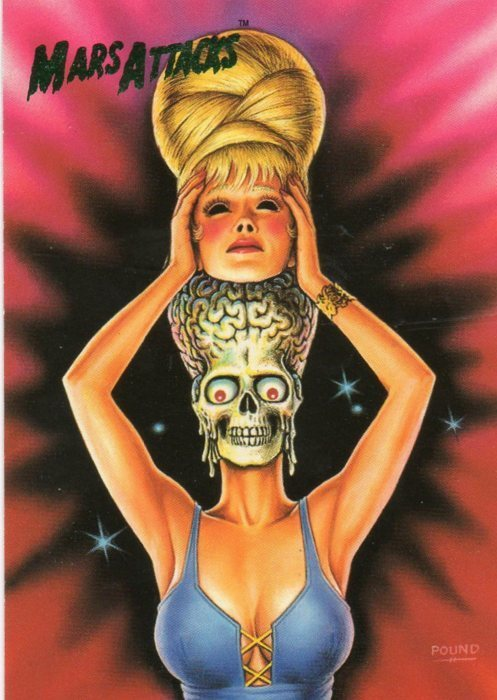 razonamientodivino:  Mars Attacks