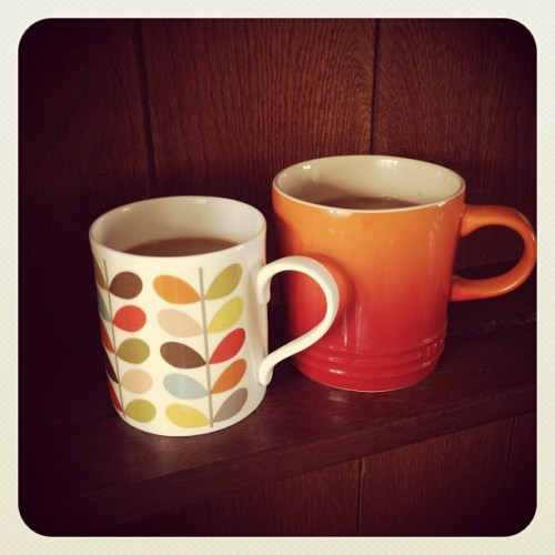 Which team are you on #orlakiely or #lecreuset ?  (Taken with Instagram)