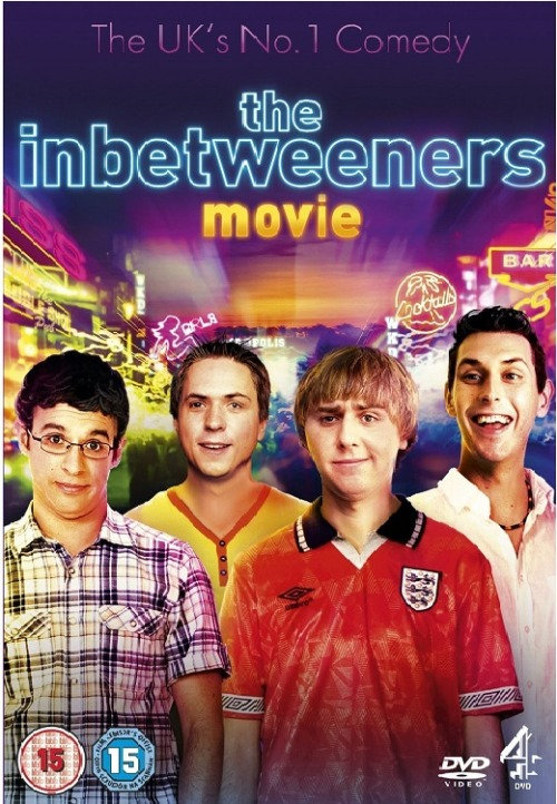 The Inbetweeners Movie (2011)  Four teenage misfits - Will, Simon, Jay and Neil - have finished their A-levels and are about to leave Rudge Park Comprehensive, much to the relief of Mr. Gilbert, their sarcastic, cynical sixth form tutor. Within their final week of school, however, Jay's grandfather dies, Simon is dumped by his girlfriend Carli and Will discovers that his divorced father has unexpectedly married his much younger mistress. Depressed, the boys decide to go on holiday together and Neil books them on a trip to Malia, Crete.  Cast: Simon Bird, James Buckley, Blake Harrison, Joe Thomas, Emily Head Follow this blog for the neverending list of all the teen movies ever made!