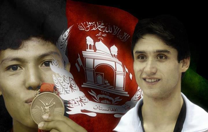 Afghanistan won their first summer Olympic medal during the 2008 Beijing games, with Rohullah Nikpai winning a bronze in men's Taekwondo 58 kg and at the 2012 Games with another bronze in the men's 68 kg taekwondo event. Afghan athlete Nesar Ahmad Bahawi won two silver in Taekwendo in the 2007 World Taekwondo Championships and silver and bronze medal in the 2006 Asian Games.